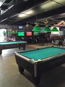 OD Arcade & Lounge billiards tables